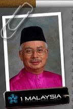 Blog Perdana Menteri Malaysia