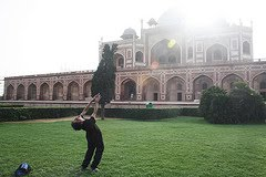 Sunny Side Up, Humayun&#39;s Tomb