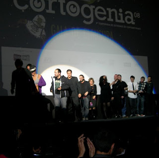 ganadores de Cortogenia