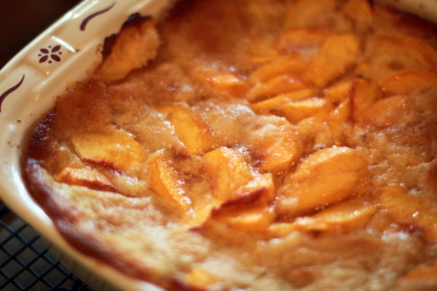 Peach Cobbler Recipe — Dishmaps