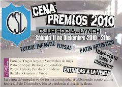 Fiesta Entrega de Premios 2010