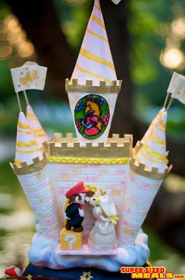 mini wedding cake decoration