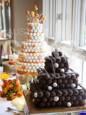 chocolate wedding cake decoration ideas