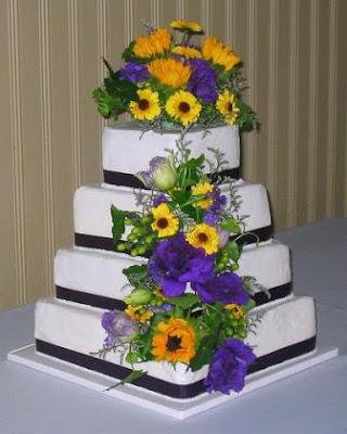 wedding cakes decorate ideas
