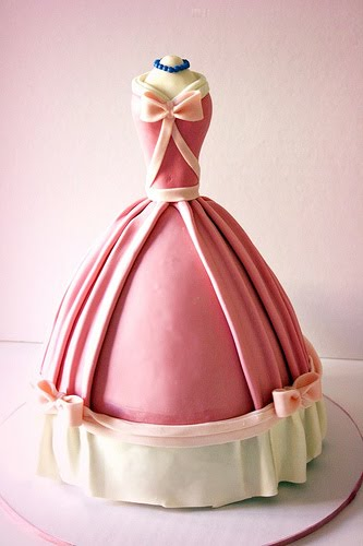Dress Wedding Cake Wedding Dress Cake