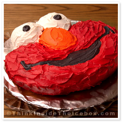 Elmo Birthday Cake on Wedding Accessories Ideas  Kids Birthday Cakes  Elmo Cakes