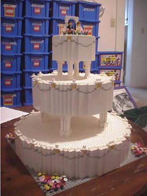 Trump Wedding Cakes