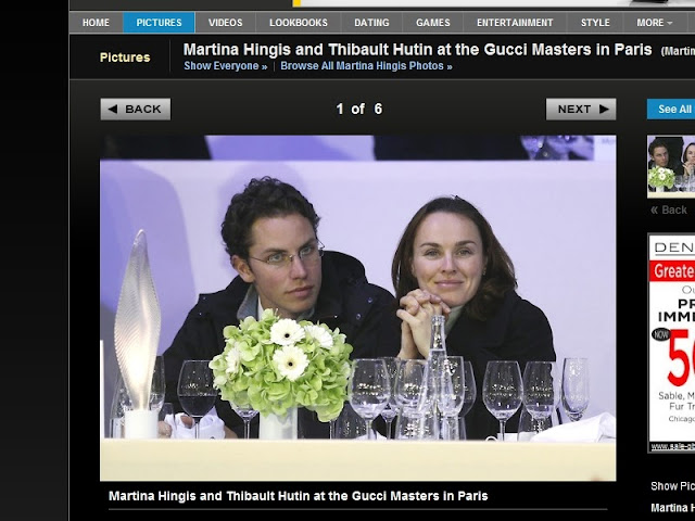 martina hingis wedding pictures in paris