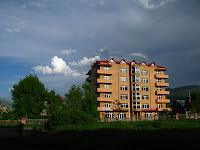 Վանաձոր, շենքեր