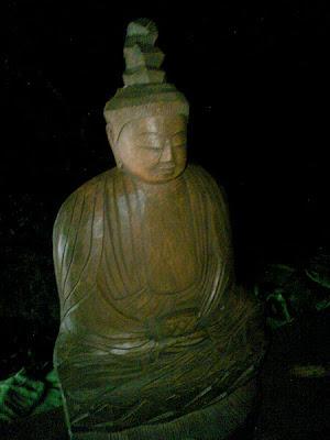 円空の仏像 岩屋観音