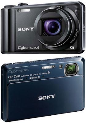 Sony lança linha de câmeras resistentes