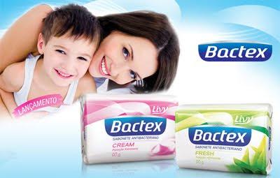 Razzo com sabonete antibacteriano