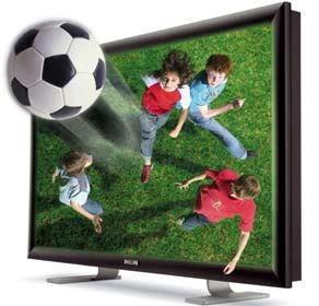 TV 3D estará em todos os lares ingleses daqui 3 anos