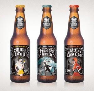 A cerveja dos Irmãos Grimm