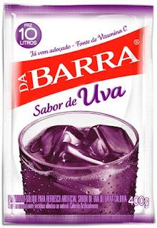 Da Barra lança sucos em pó