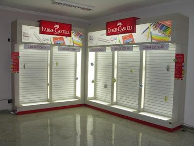 Faber Castell Investe em ambientações