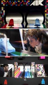 Nike faz tênis flutuar em ação de marketing