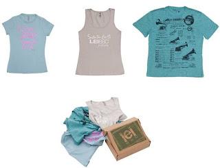 Lei BSC lança linha de camisetas ECO
