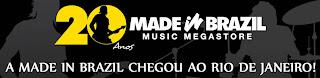 Made in Brazil MegaStore comemora 20 anos na nova unidade no Rio de Janeiro
