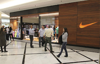 Nike Store abre PDV em shopping paulista