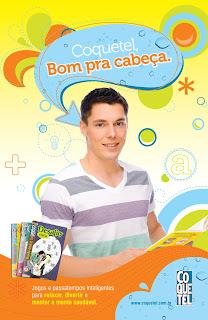 Ediouro lança Campanha de Verão para promover revistas de passatempos