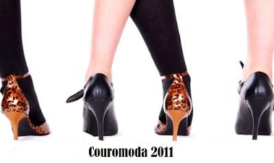 Setor calçadista assina termo de parceria na CouroModa 2011