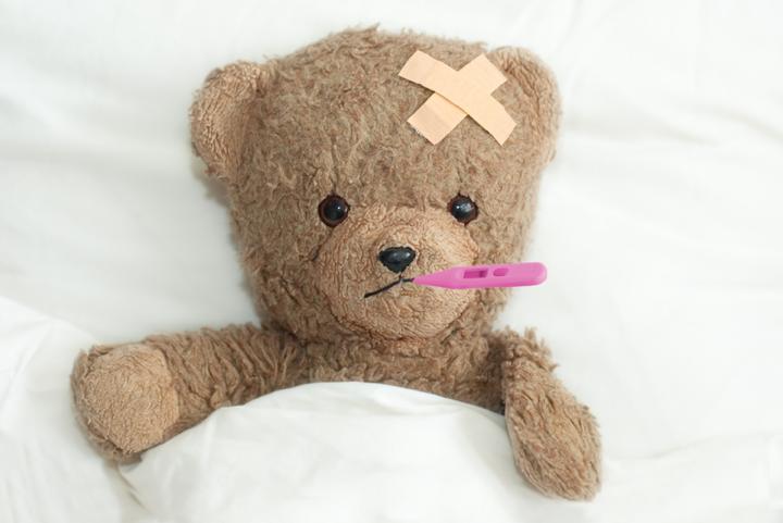 Ziek ill and malade