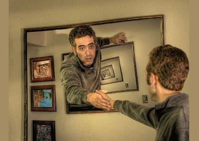 Droste Effect Photographs