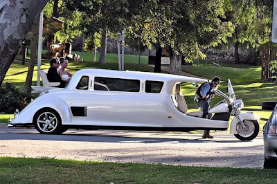 Amazing Limousine Bike Limousine-wedding-bike-01