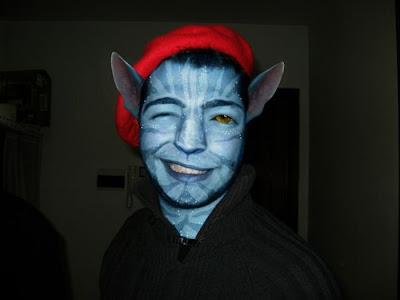 Avatar theme photoshopped
