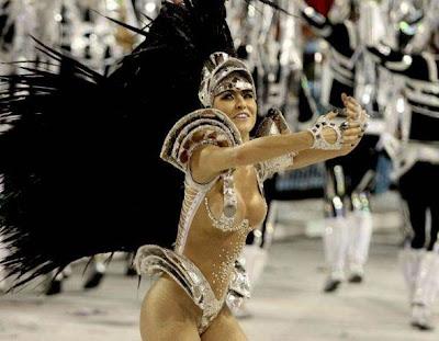 carnival brazil 2010. Rio Carnival Celebrations 2010