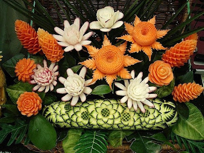 art with fruit