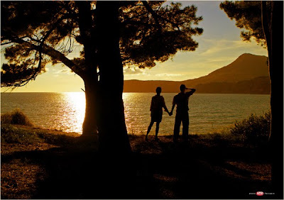a romantic picture