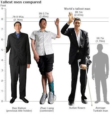 worlds tallest man