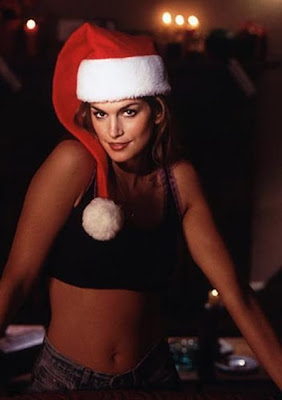 celebrity christmas pictures
