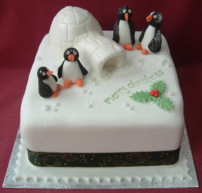 50 Awesome Christmas cakes Funny & Crazy