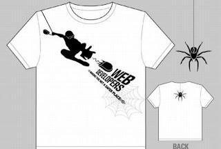 25 Brilliant Web Geek T-shirts