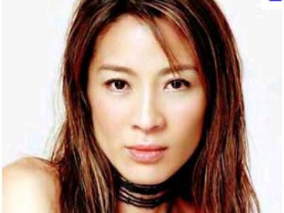 Michelle+Yeoh 10 Wanita Asia  Paling Seksi