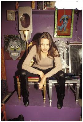 angelina jolie unikboss 8 Foto Foto Angelina Jolie Sewaktu Remaja (9 pic)
