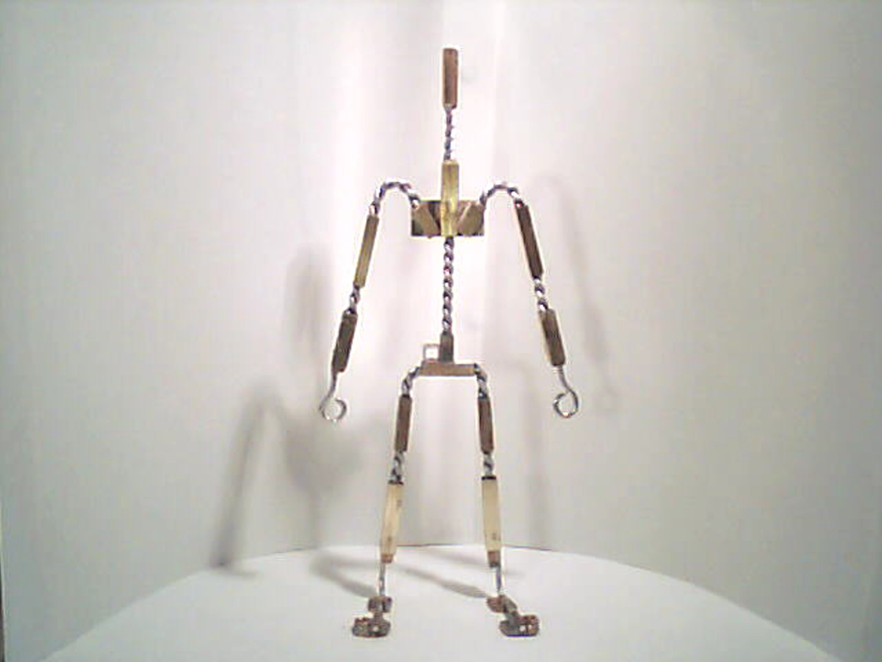 Ben Wright\'s Stop Motion Animation Blog: Puppet Armature Mk II