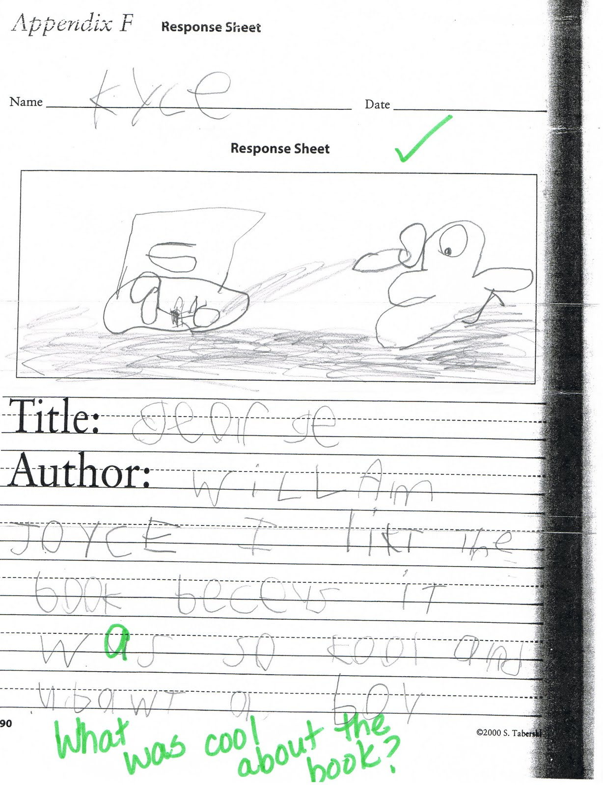 How To Teach My Child To Write A Book Report