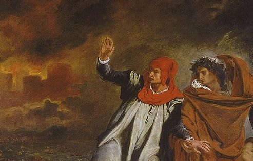 Join Dante and virgil in hell can suggest