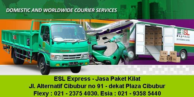 ESL Express Cibubur - Jasa Paket Kilat