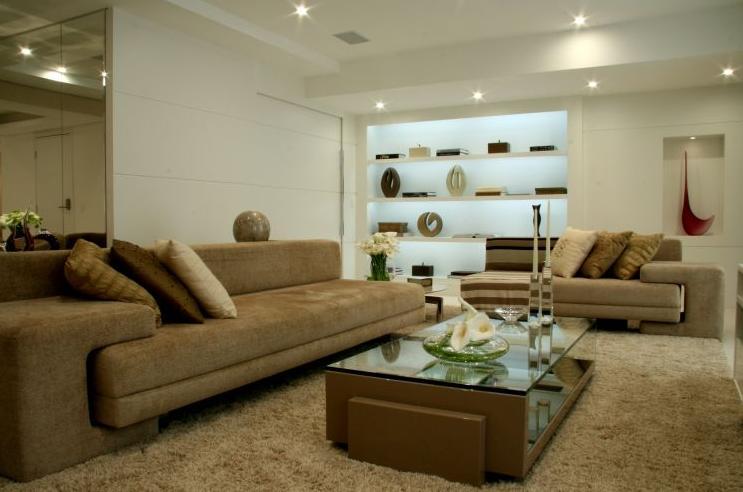 fotos de decoracao de interiores em gesso:MAEDRA Design de Interiores: Apartamento – PROJETO DE DECORAÇÃO