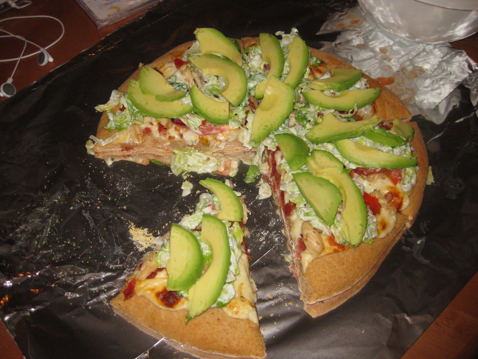 Recipe Box California Pizza Kitchen Chicken Club Pizza