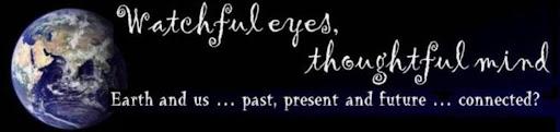 Watchful eyes, thoughtful mind
