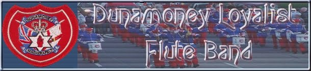 Dunamoney Loyalist Flute Band