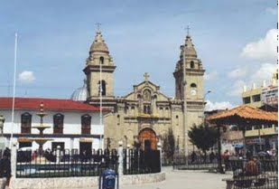 iglesia de jauja