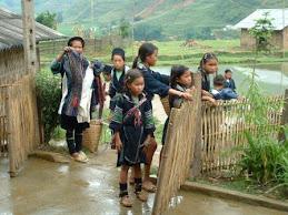 Vietnam - Etnia Black Hmong