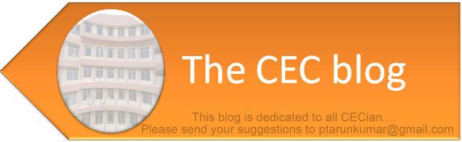 The CEC blog
